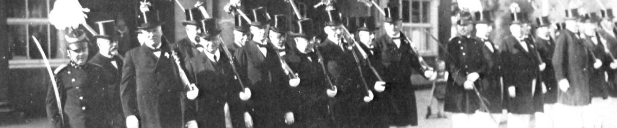 Bürgergilde zu Neumünster seit 1578 im Jahre 1925