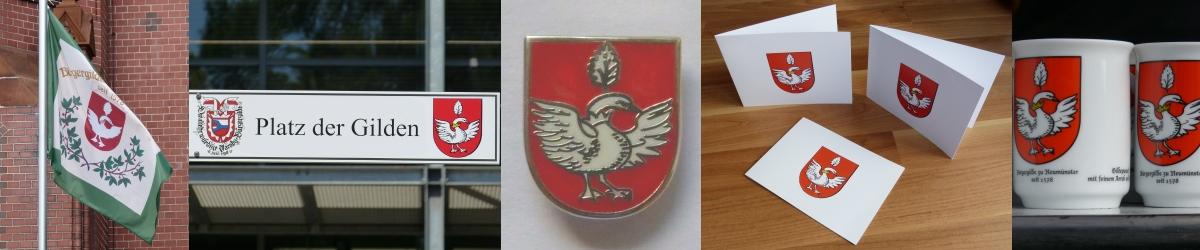 Das Wappen der Bürgergilde